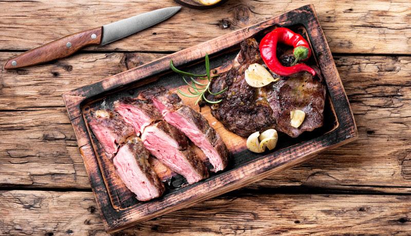 Come crostificare la carne alla griglia - GRILIOO barbecue