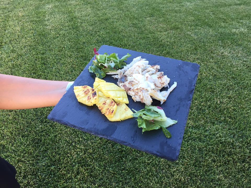 GRILIOO- ricetta pesce grigliato con barbecue elettrico
